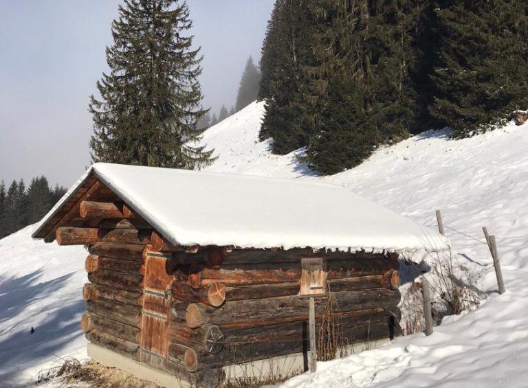 Winter-Huette